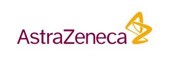 Logo couleur d'AstraZeneca