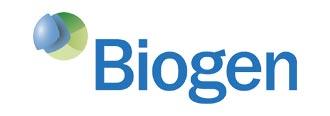 Logo couleur de Biogen