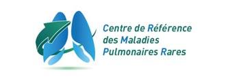 Logo couleur du Centre de Référence des Maladies Pulmonaires Rares