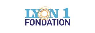 Logo couleur de LYON 1 Fondation