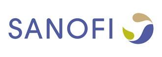 Logo couleur de SANOFI
