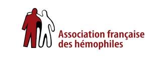 Logo couleur de l'Association Française des Hémophiles