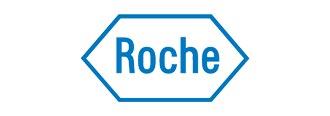 Logo couleur de Roche
