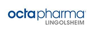 Logo couleur d'Octapharma
